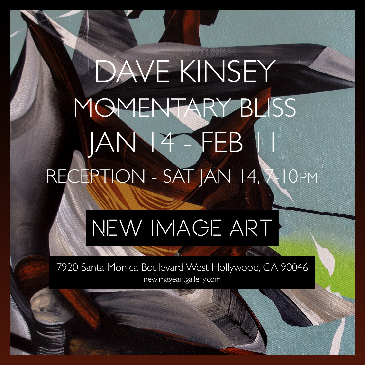 DAVE KINSEY - MOMENTARY BLISS