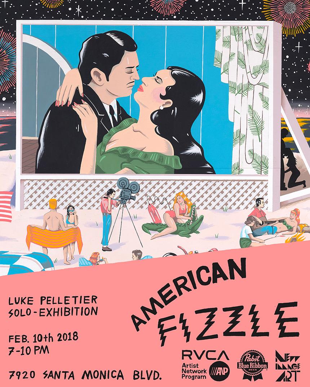 LUKE PELLETIER - AMERICAN FIZZLE