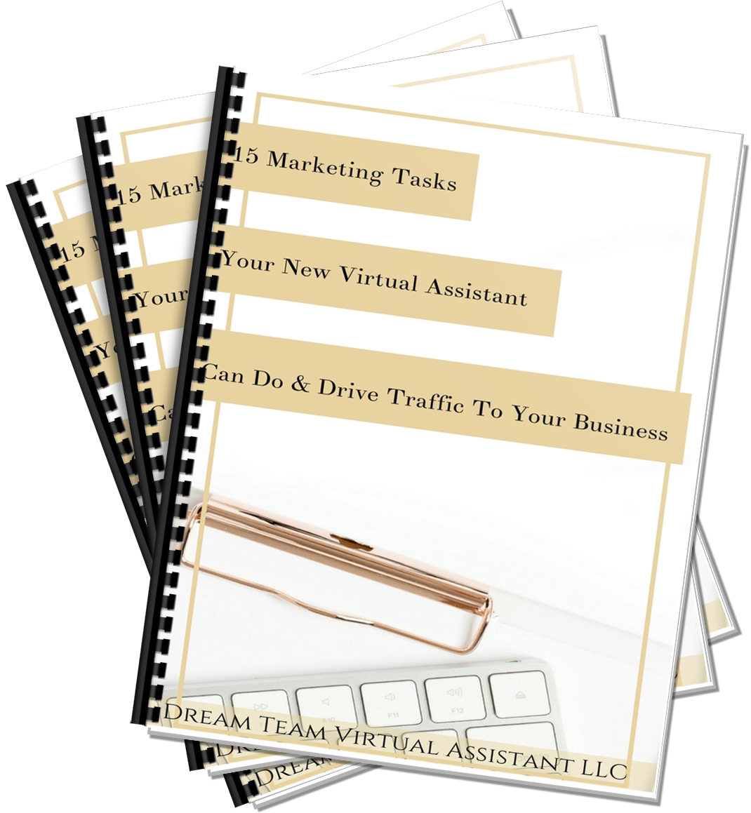 15 Marketing Tasks for your virtual assistant