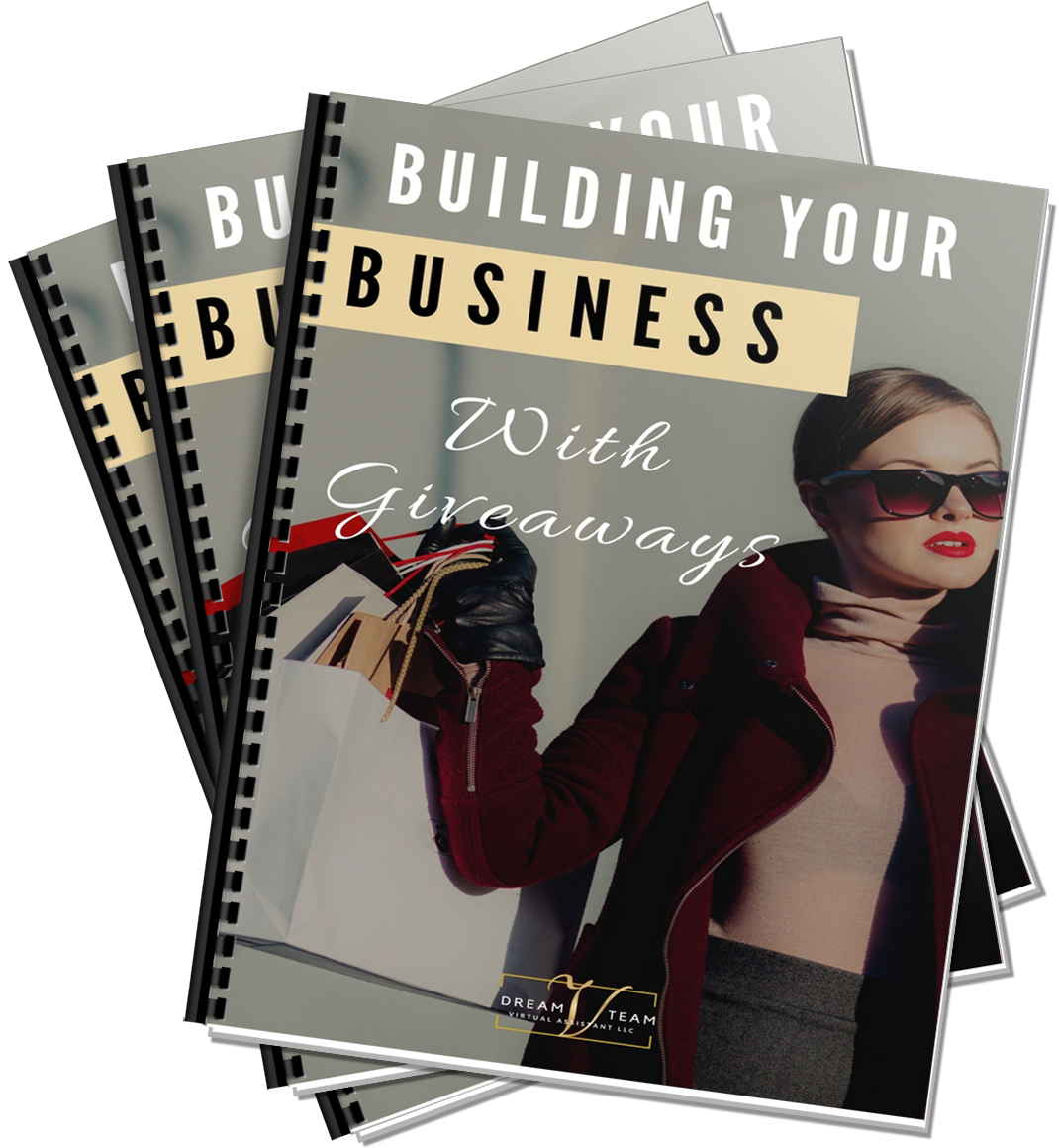 building your coaching business with giveaways
