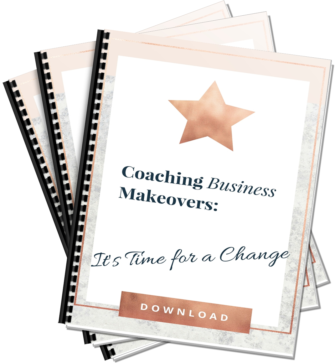 Coaching business makeovers