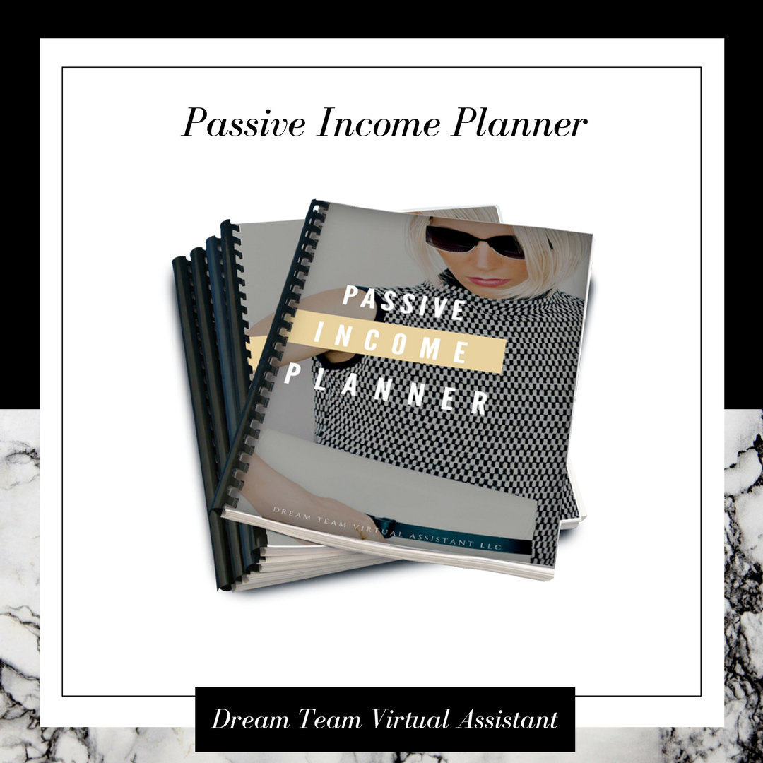 learn how to make passive income