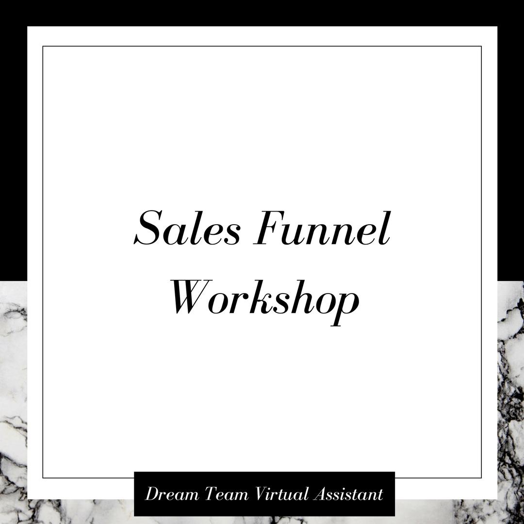 sales-funnel-workshop