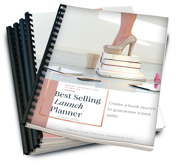 book launch marketing