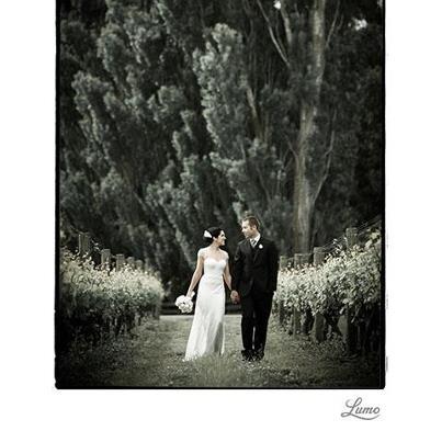 Rebecca - silk satin crepe, lace - Christchurch bride - Lumo Photography