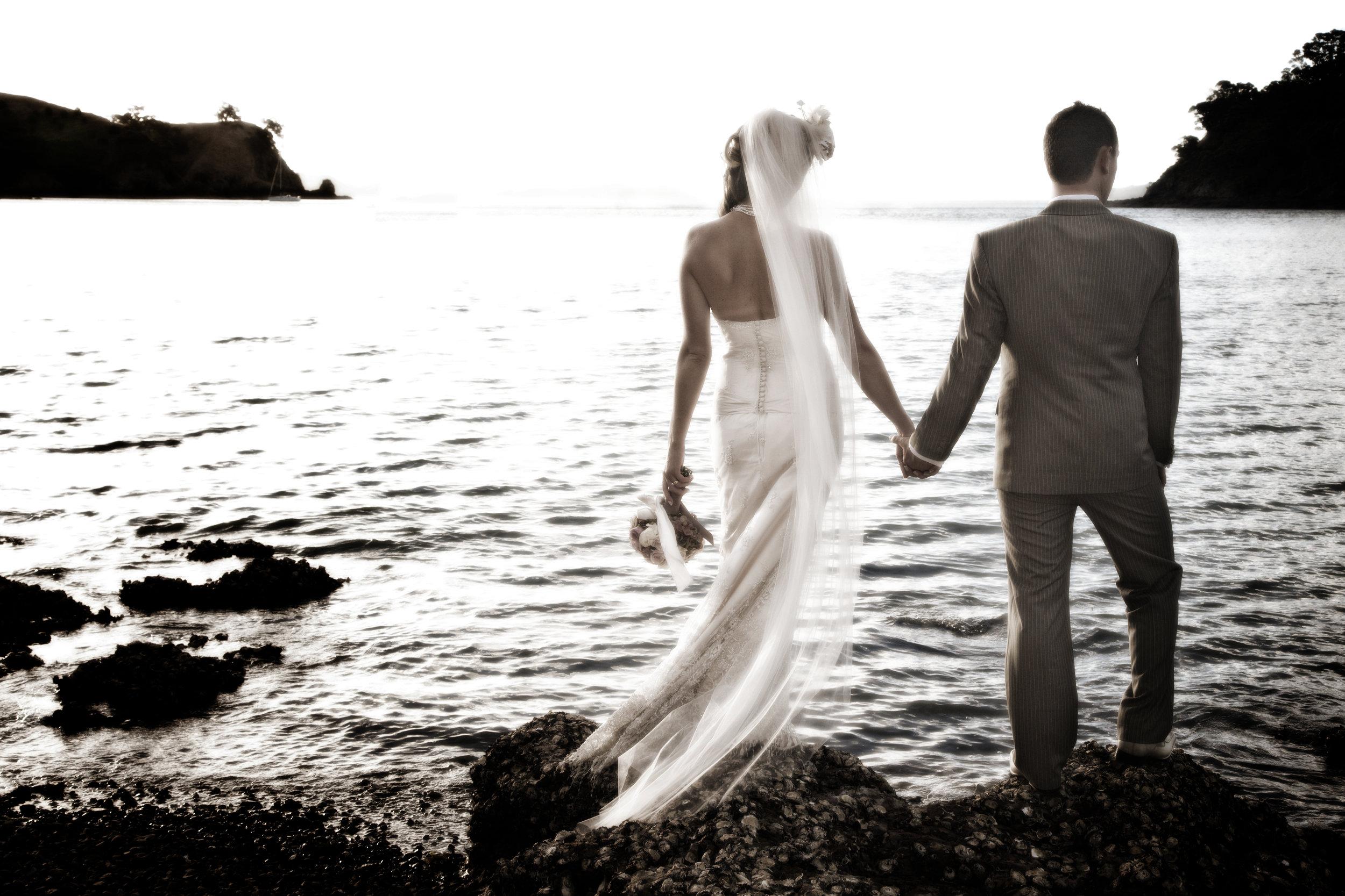 Jade - silk dupion, beade lace - Auckland bride - Tandem Photography