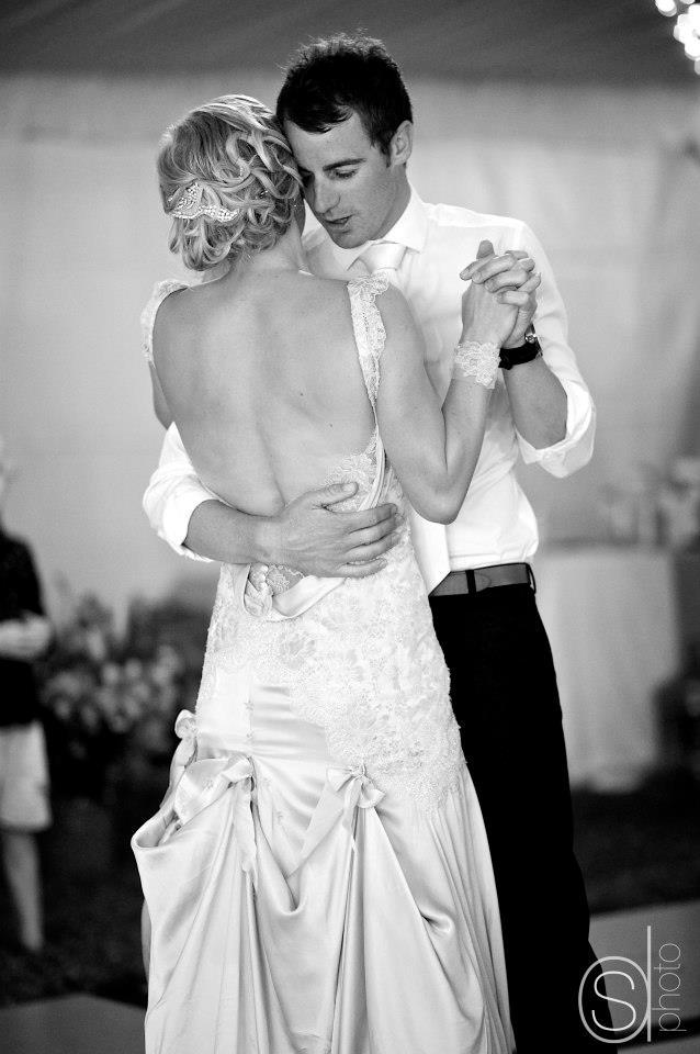 Eve - silk peau de soie, french lace, beaded trim - Mt Cook bride - Sarah Drummond Photography