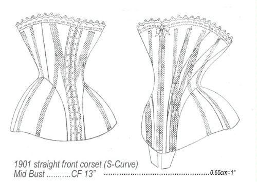 foundation boning pattern bridal chch