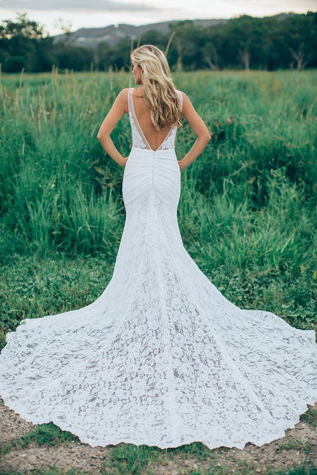 MADE WITH LOVE bridal – FRANKIE - SOLD