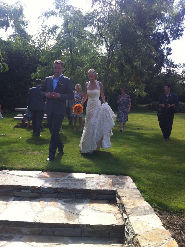 Alana - silk dupion, corded lace - Scotland bride