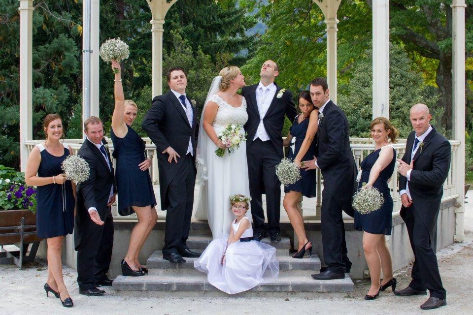 Caroline - silk satin crepe, georgette, corded lace - Christchurch bride