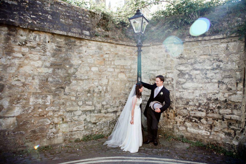 Emily - silk satin crepe, silk chiffon - Oxford University Bride