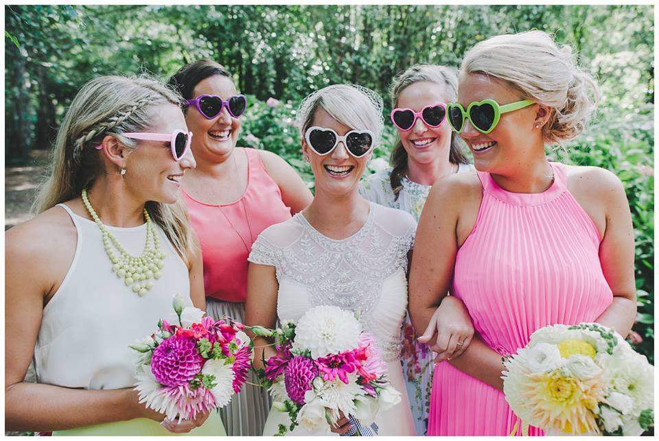 Lola silk gwendolynne gown - Christchurch bride - Paul Tatterson Photography