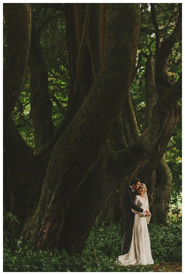 Charlette - silk satin crepe, corded lace - North Canterbury Bride