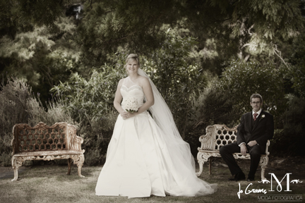 Robyn - silk duchess, beaded trim - French Farm Bride - Moda Photographica Photography