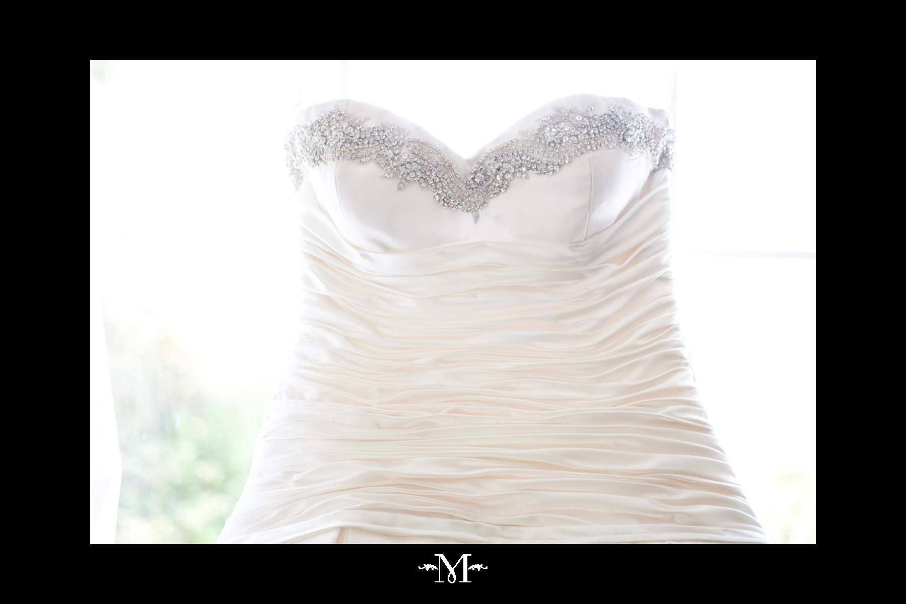 Robyn - silk duchess, beaded trim - Akaroa Bride - Moda Photographica Photography