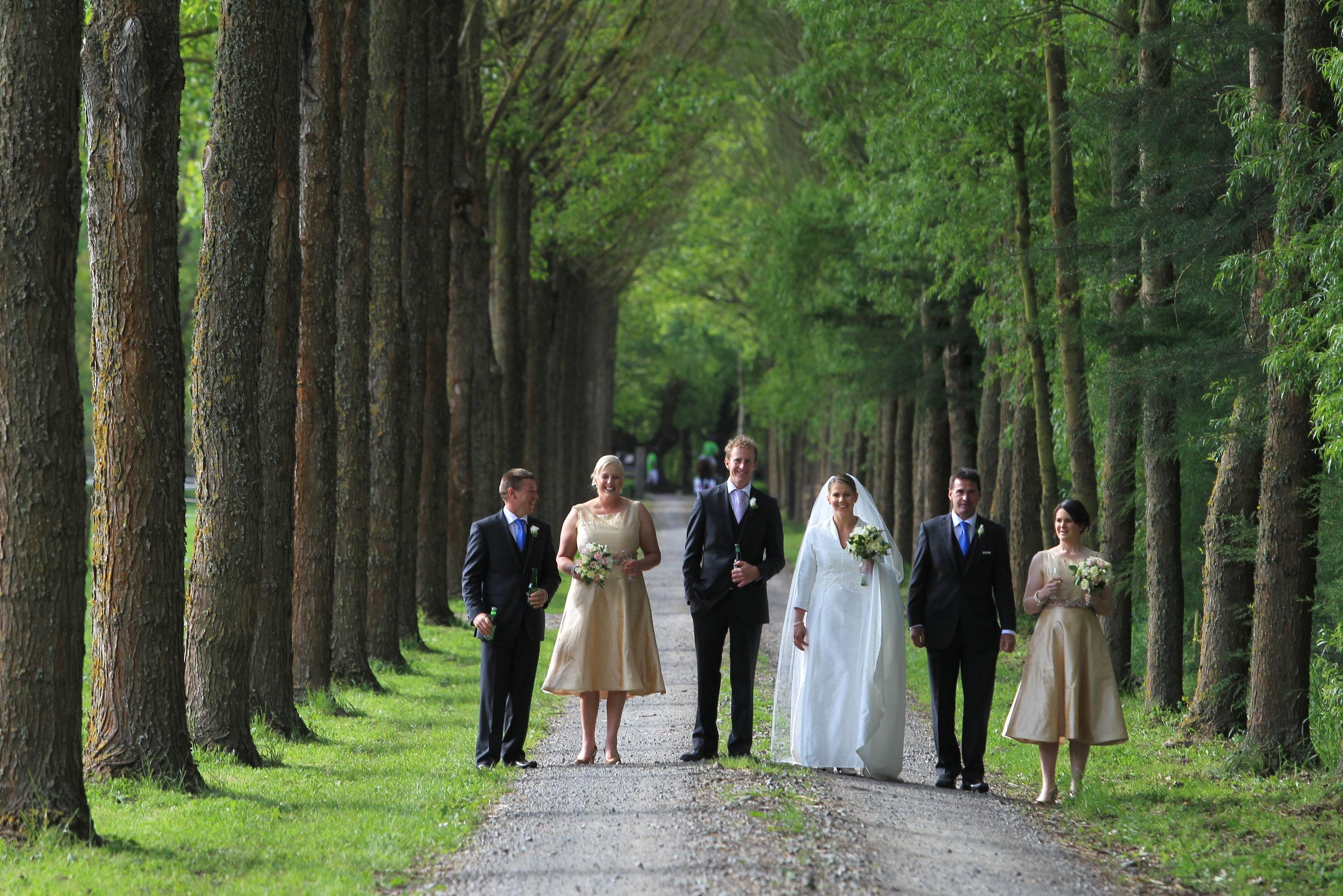 lucy - silk dupion - christchurch wedding