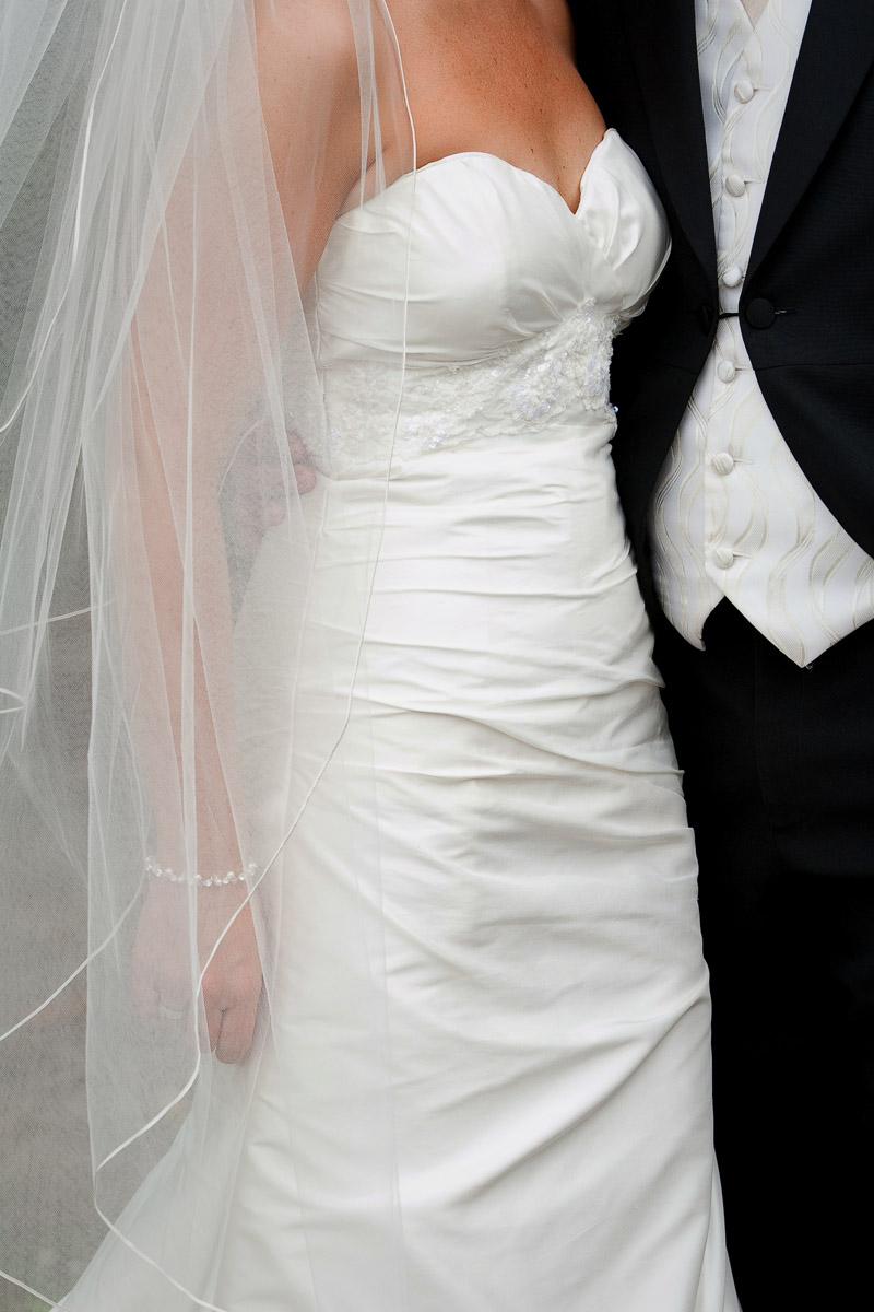 vicki - silk dupion - christchurch wedding - frank visser photography