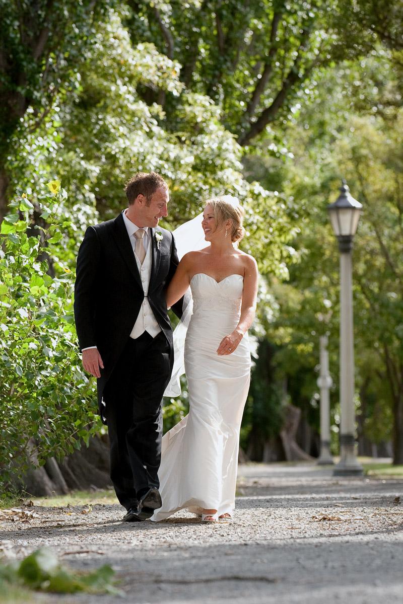 vicki - silk dupion - frank visser photography - christchurch wedding