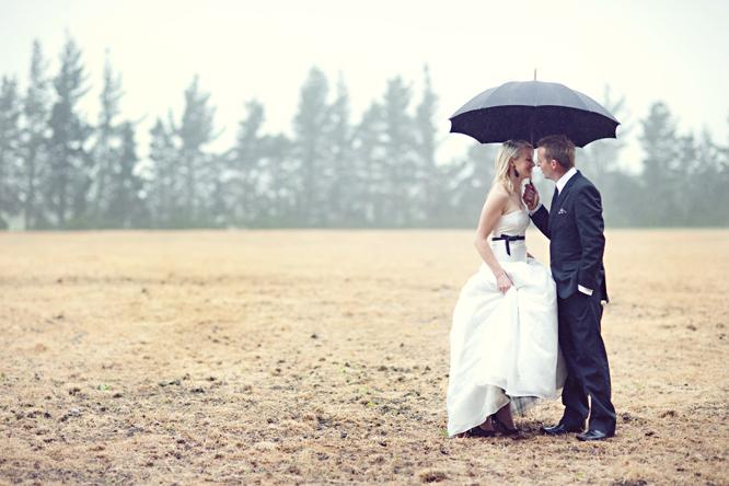 Aleisha - silk taffeta, black netting - South Canterbury bridal - Fiona Anderson Photography