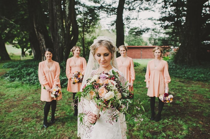charlette - silk satin crepe, corded lace - North Canterbury wedding - Paul Tatterson Photography