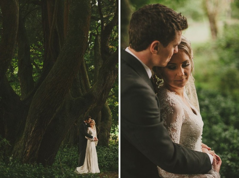 charlette - silk satin crepe, corded lace - christchurch wedding