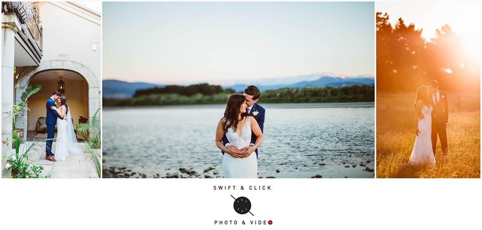 Tenille - satin, tulle, lace - Taranaki Bride - Swift & Click Photography