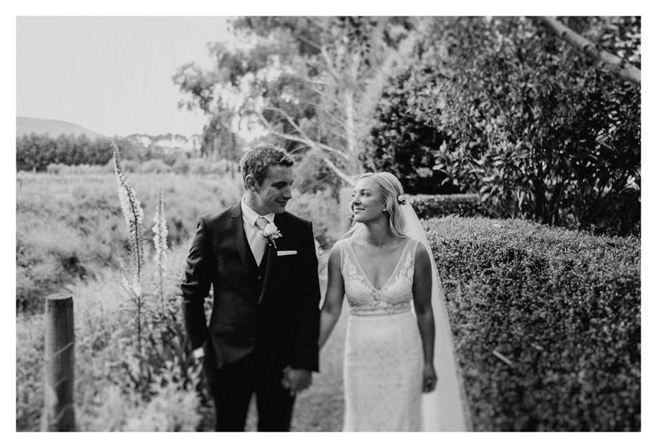 Jill - satin, lace - Christchurch bride - Paul Tatterson Photography