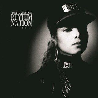 Album cover for  Rhythm Nation 1814  (Source: Pitchfork)