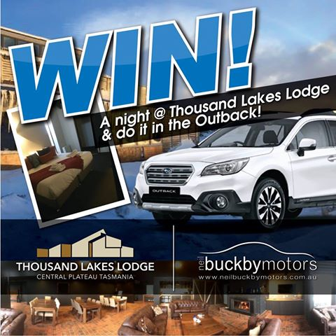 Thousand Lakes Lodge - competition time