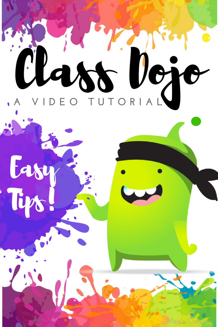 ClassDojoMeg'sEasytips