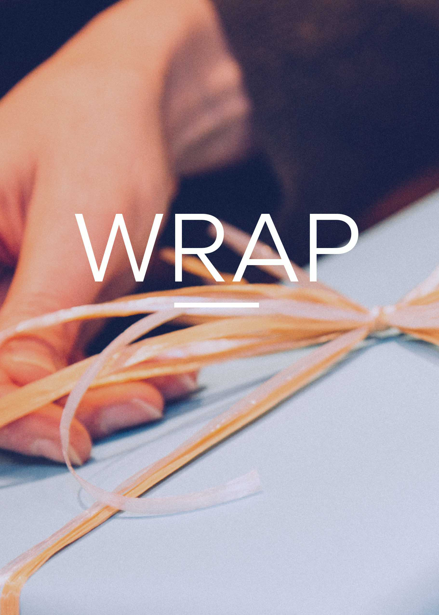 Let us gift wrap and expertly package your items using eco- friendly recycled packaging materials.