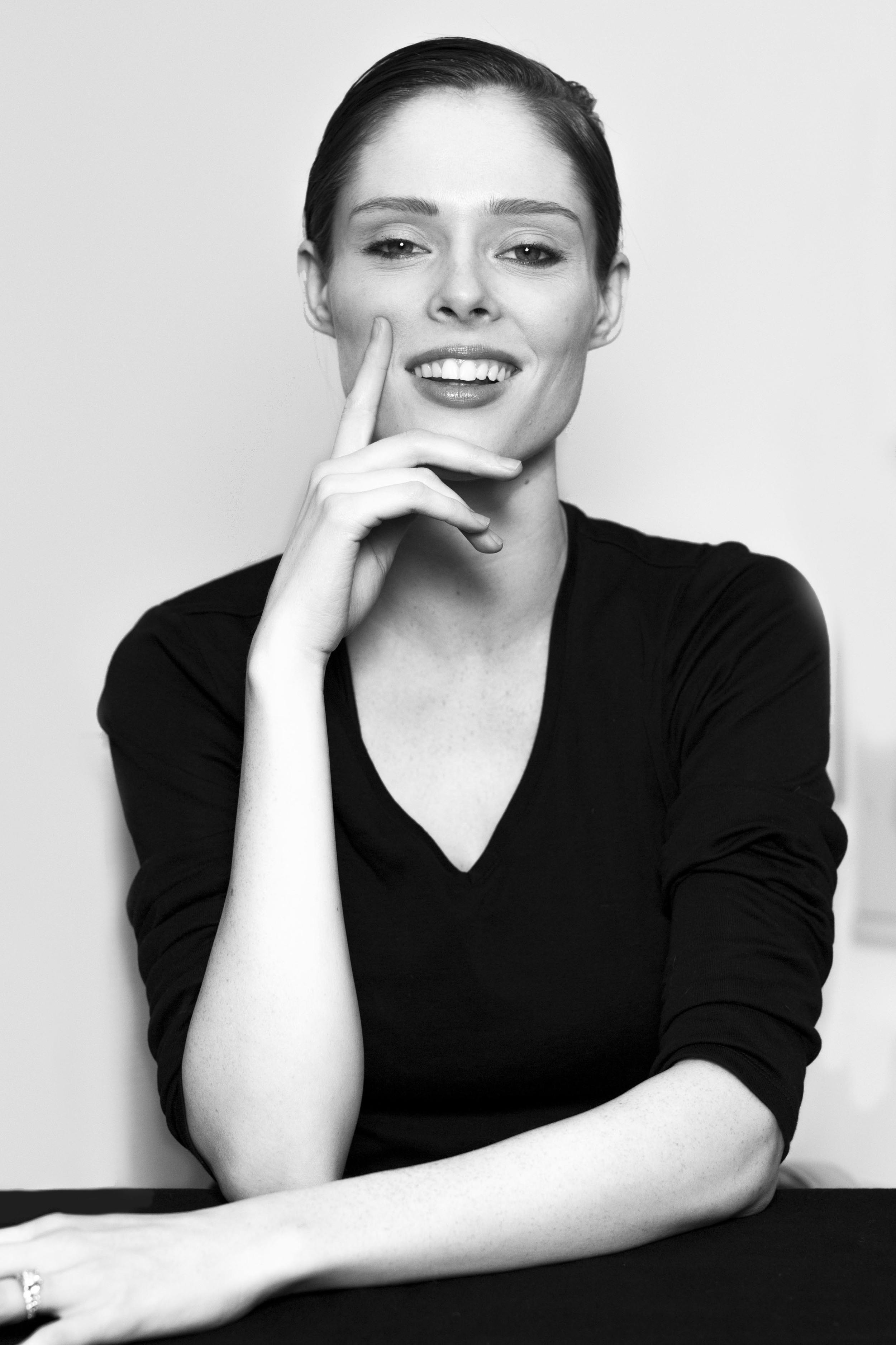 Coco Rocha, model
