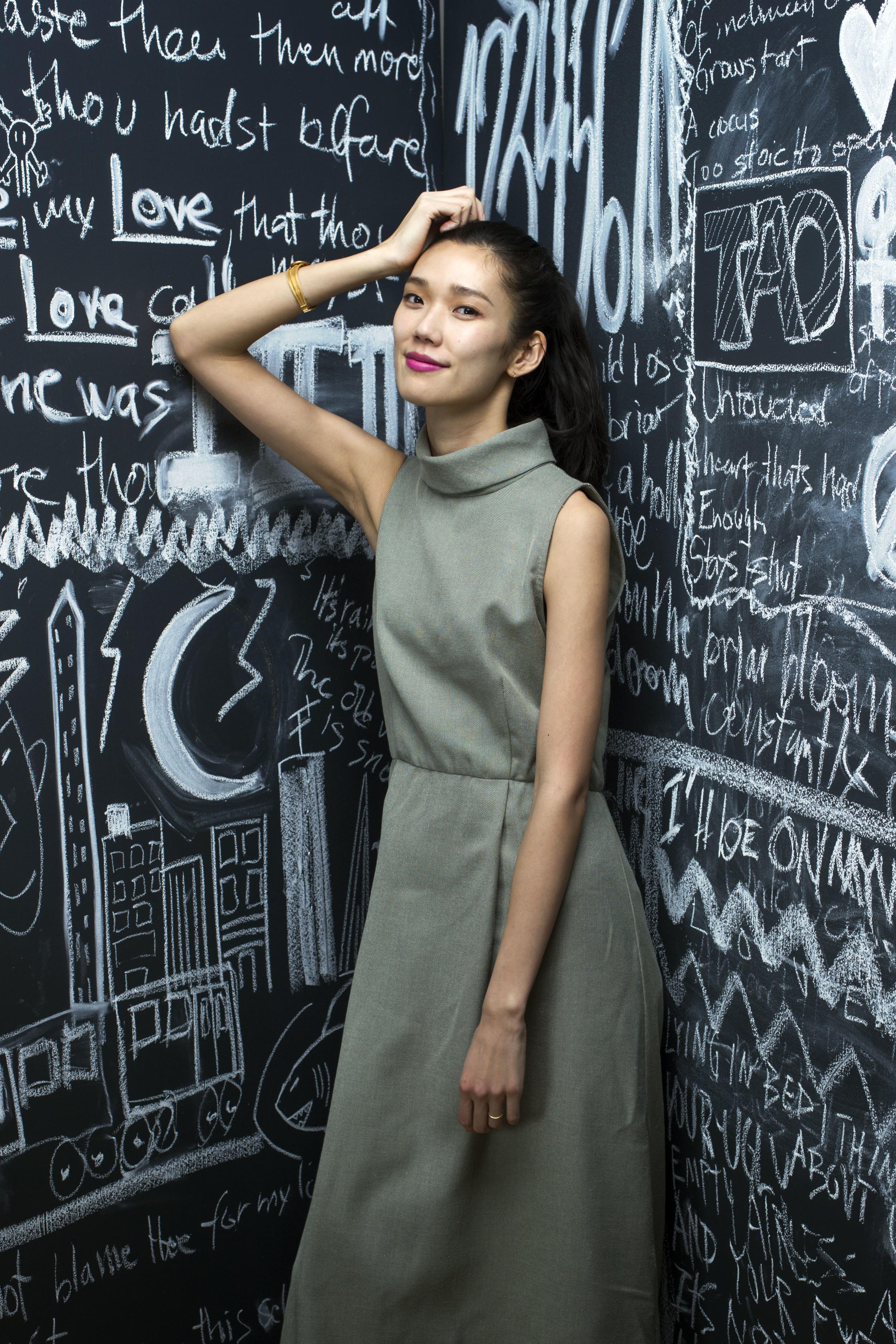 Tao Okamoto, actress