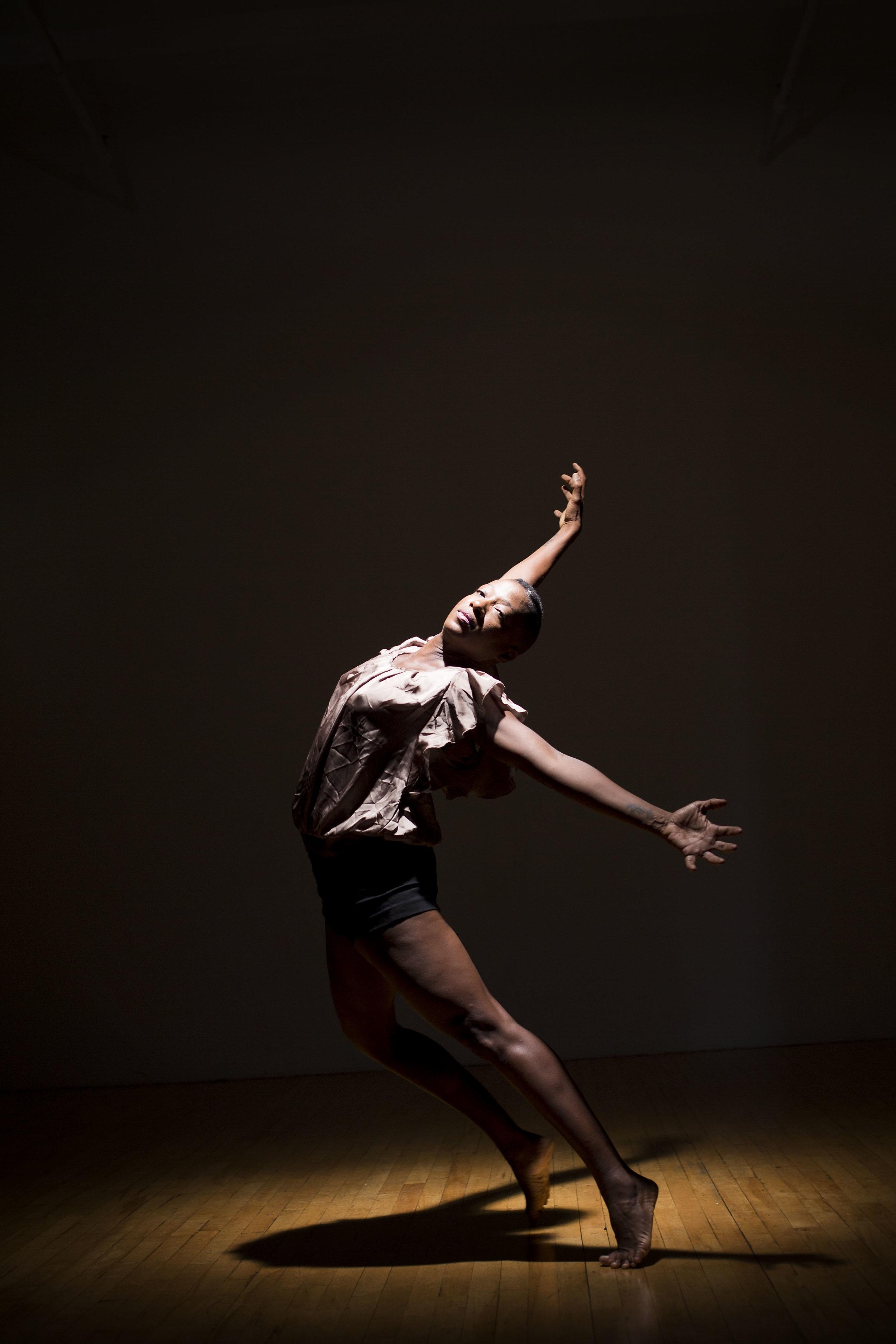 Tania Isaac, choreographer