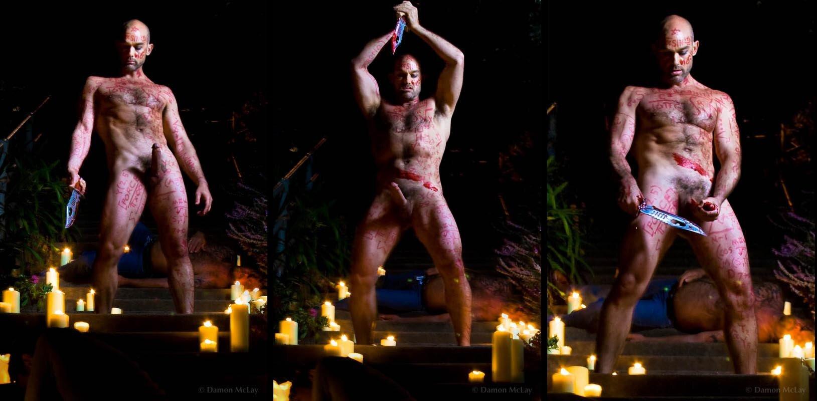 Ritual Power (triptych)