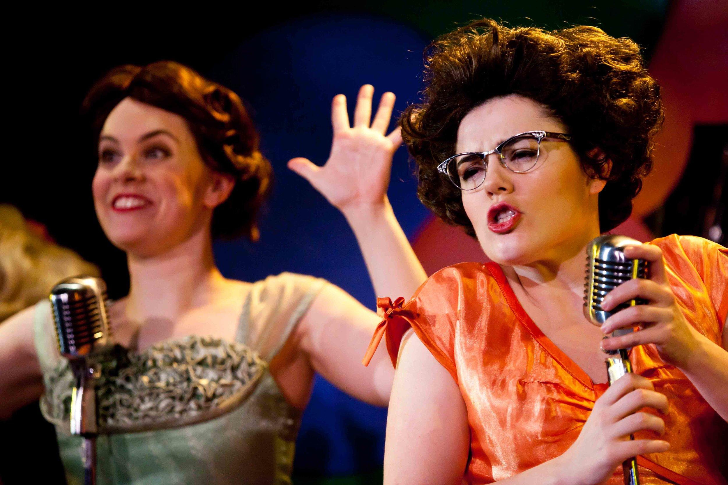Missy Miller in The Marvelous Wonderettes- Hey Look!