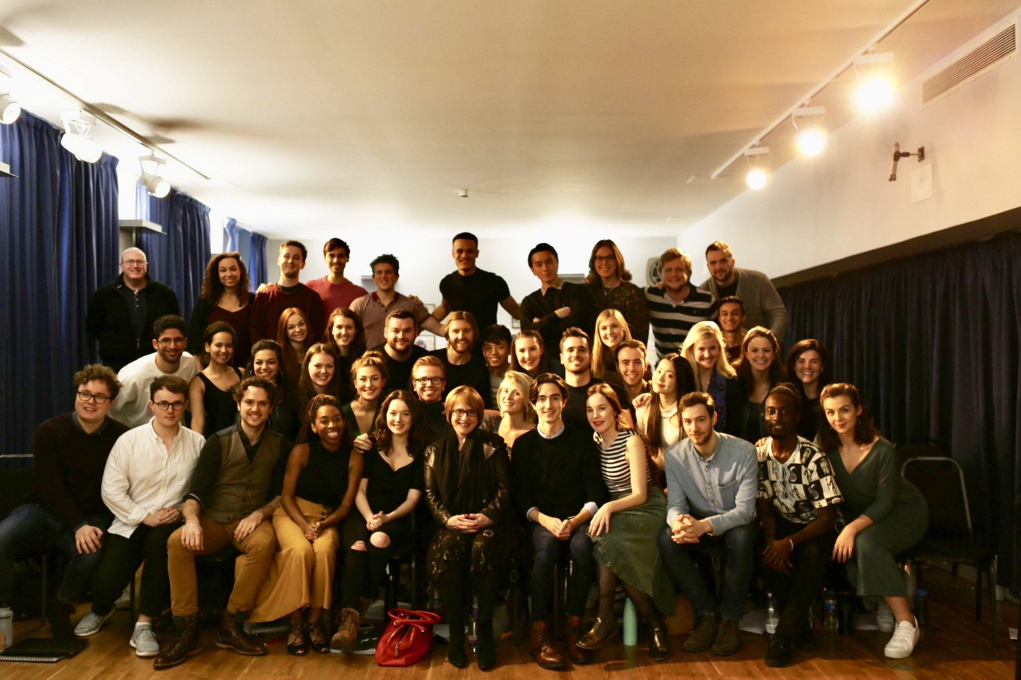 Masterclass with Paddi Lupone at The Royal Academy of Music