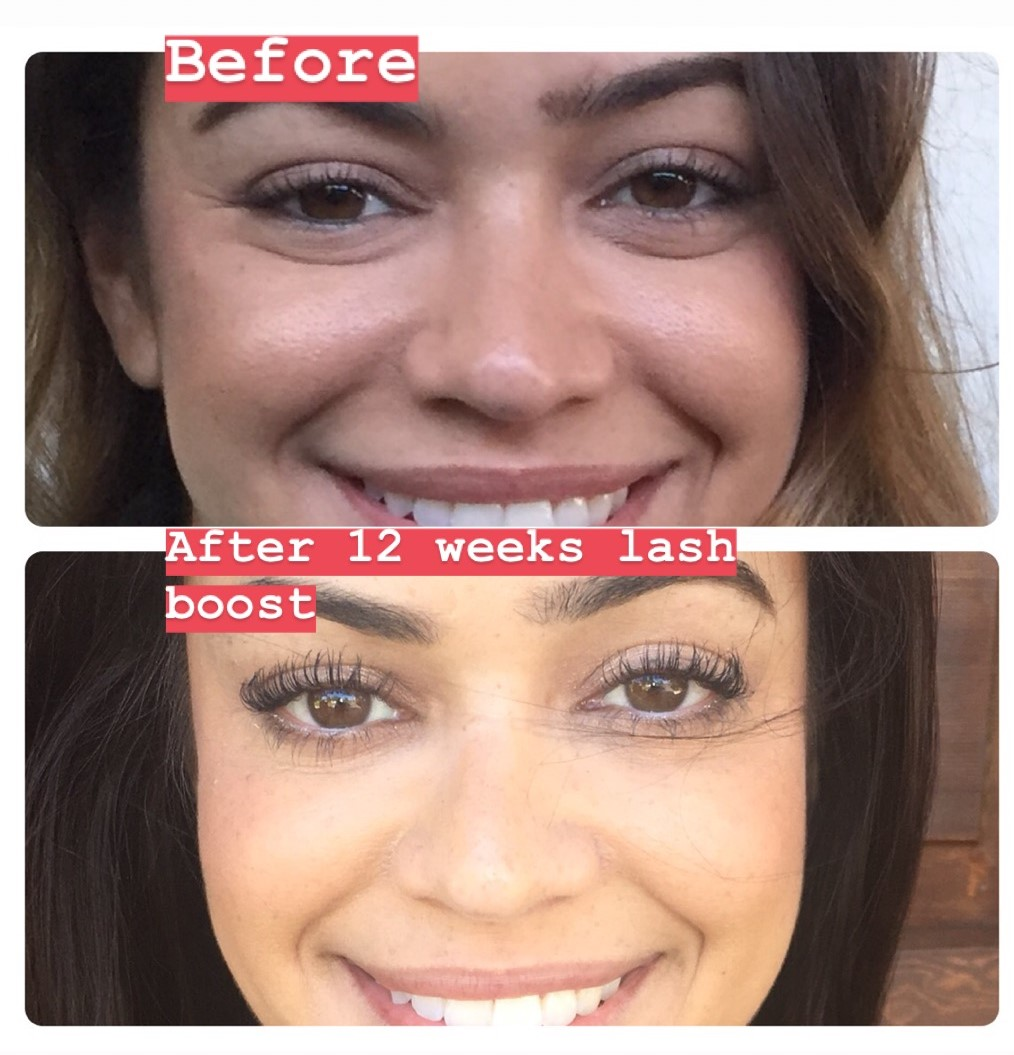 Why I Stopped Using Lash Boost Whitecoat Clutter