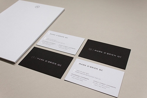 Business Cards & Stationery - Stunningly beautiful.From quick turn around digitally printed stationery to beautiful letterpress. We'll create something special.