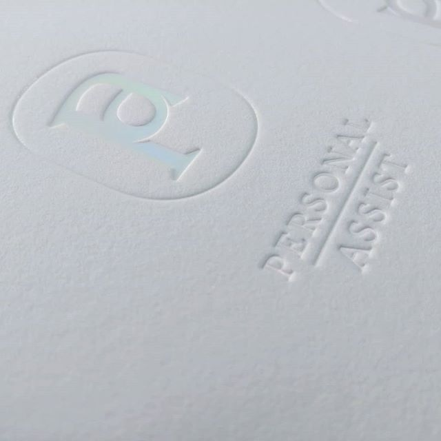 So we have been having some fun! 😜 Check out one of our recent trials... We have been playing with clear rainbow foil on a cotton based paper 🤯 we love love love! 😍  #valleyprint #valleyprintnz #valleyprinting #clearrainbowfoil #letterpress #letterpressprinting #foilprint #printnz #printisnotdead #printcraft #printlove #wellington #wellingtonprint