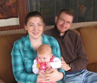 Three months postpartum.