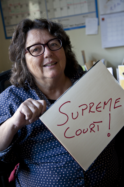 A conservative Supreme Court gave us Citizens United. She'll make better appointments.