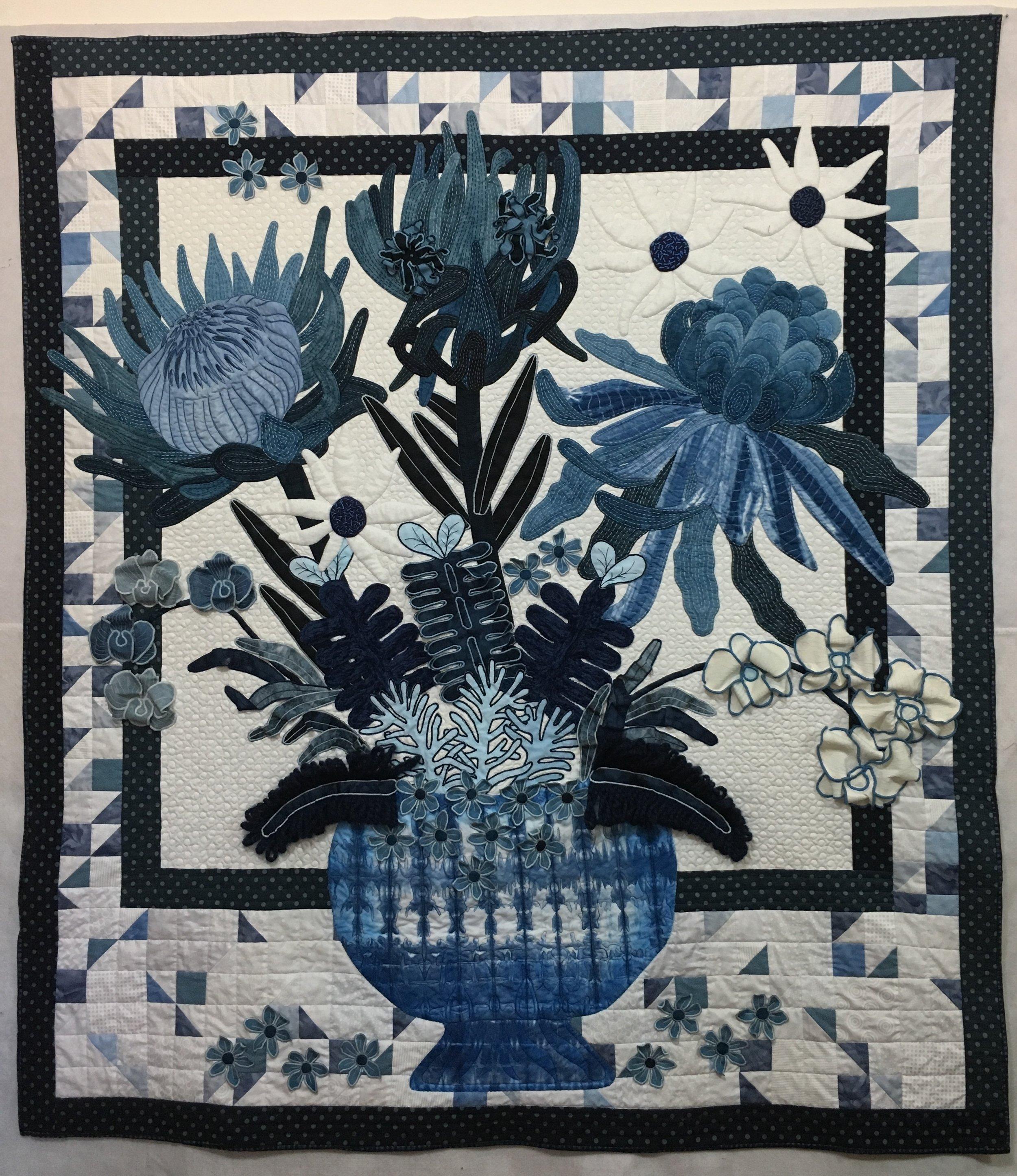 Blue Flora Australis