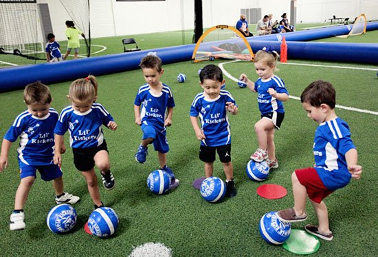 Lil Kickers Child Development Program: Ages 1.5 - 5 Years