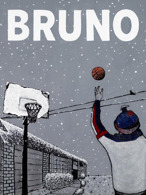 """""""Bruno"""" movie poster"""