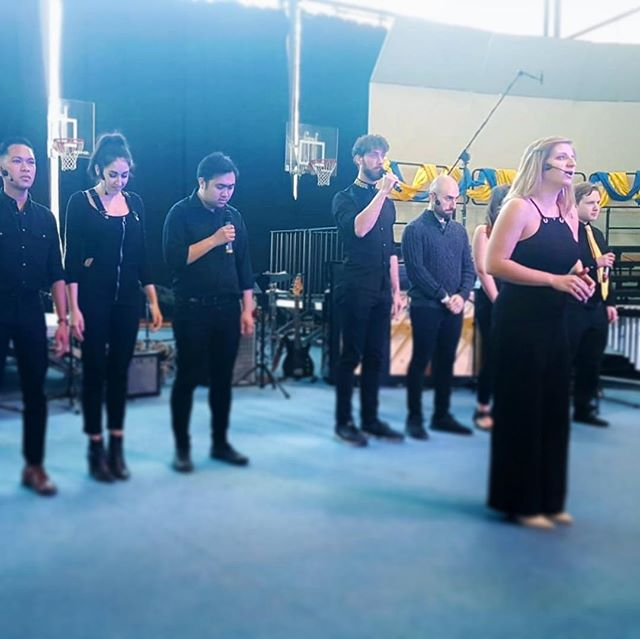 It's been an amazing past few weeks! We just got back from performing at the Berlin International Music Project, and then exploring Europe together! We are so thankful to have had this experience.  #eurotrip #bimp2019 #bimp #music #singing #acappella #acappellagroup #nycbased #germany #berlin #prague #budapest #friends
