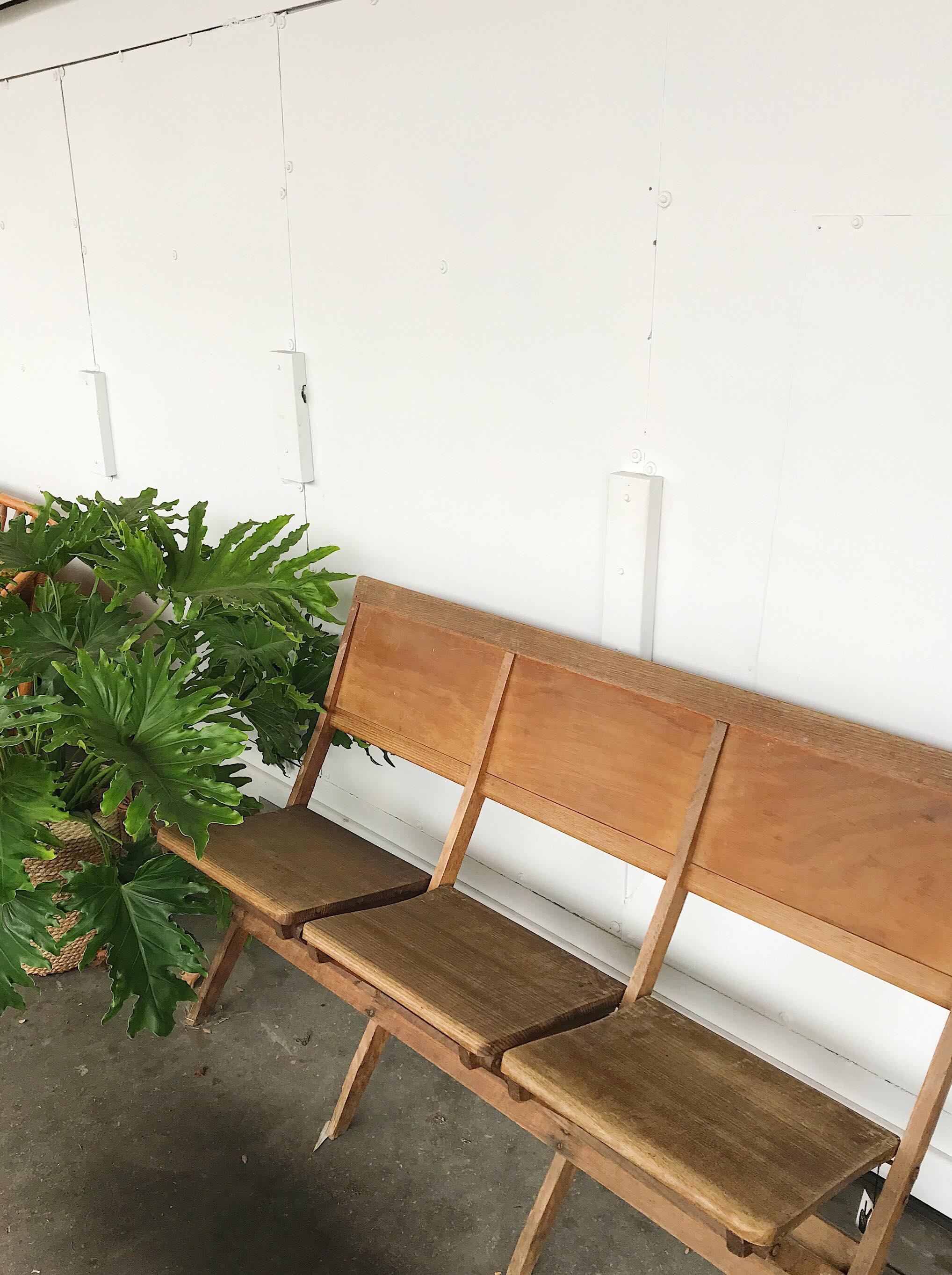 3 Seater Cinema Chairs