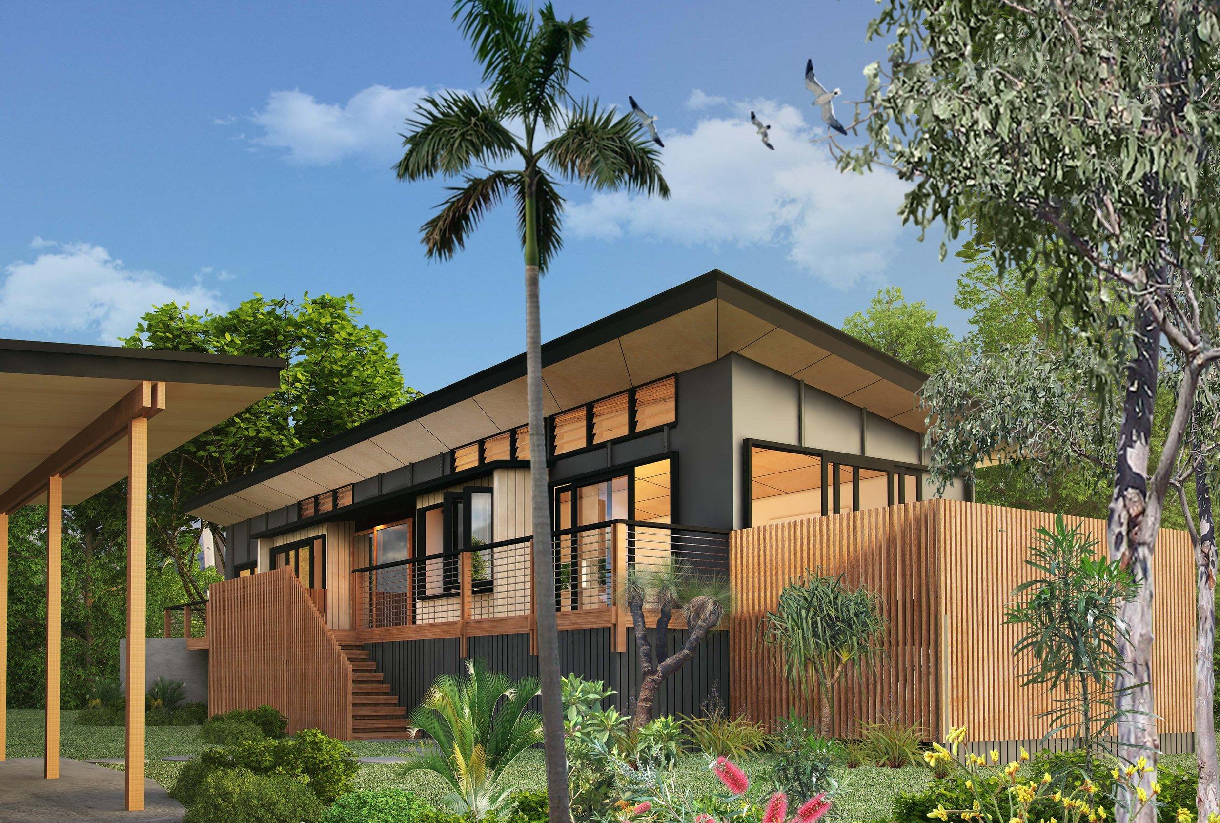 Billy house design