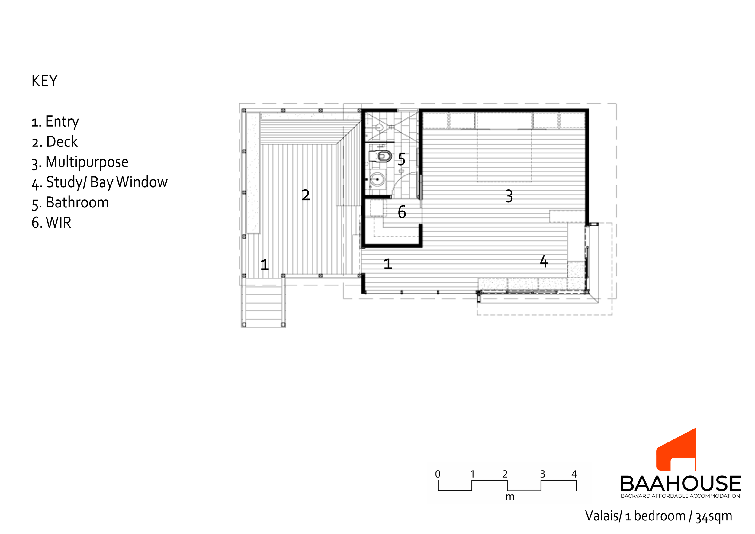 Valasis Floor plan